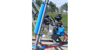 E-Kay - Standard Power Pack Gas Driven Auger