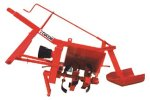 Mobile Central Rotary Ditch Cutters