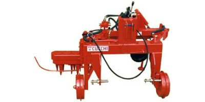 Cucchi - Model ES Series - Automatic Rotary Harrow