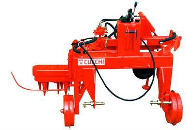 Cucchi - Model ES Series - Inter-Row Rotary Harrow