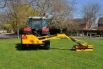 Model RBF-130 - 3 Point Hitch Rear Boom Mower