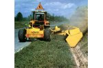 Model RD-15 - Heavy Duty Trailer Road-Side Ditcher