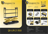 Qii-Lift - Model Z-350 - Pipe Rail Trolleys Brochure
