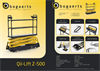 Qii-Lift - Model Z-500 - Pipe Rail Trolleys Brochure