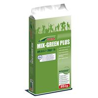 DCM Mix-Green Plus - Model NPK (Mg) 10-5-7 (2) - Compound Organo-Mineral Fertiliser