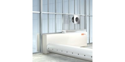 Model AVS-WTW - Active Ventilation System with Heat Exchange