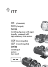 CO Series - Self-Priming Pump Brochure