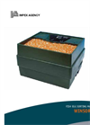 Winsorter - Model WB-9-C, WB-9X2 & WB-9x2C - Fish Egg Sorting Machines- Brochure