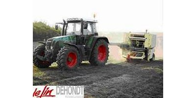 Dehondt - Windrower DHL Hydraulic Offset Rolling System