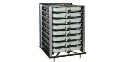 MariSource  - 8-Tray Vertical Trout Egg Incubator