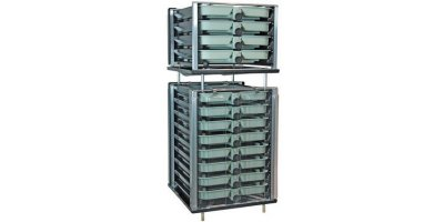 MariSource  - 12-Tray Vertical Incubator for Salmon
