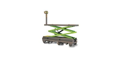 Pipe Rail Trolley Harvestman