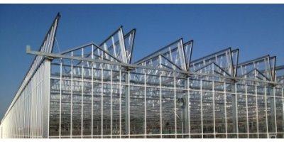 Cabrio - Model XLR - Cabriolet Greenhouses System