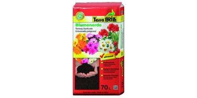 TerraBRILL - Blumenerde