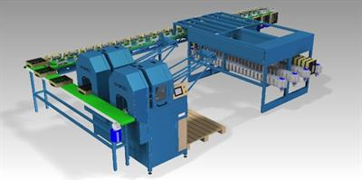 FlowMaster - Semi Automated Inserting Machine