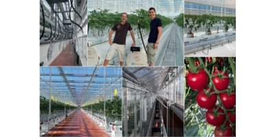ModulAIR - Flexible, Modular and Controlled Greenhouse System