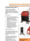 S55 - Spray Robot Brochure