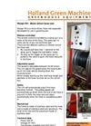 Electric Hose Reel Brochure