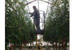 Model ATH - 2700 - Trolley for Ground Greenhouses