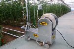 FumiRail Machine