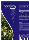 Hortipray - 0-52-34 (MKP) - Monopotassium Phosphate Datasheet