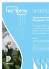 Hortipray - 12-61-0 (MAP) - Monoammonium Phosphate Datasheet