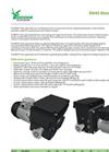 RW45 Motor Gearboxes Datasheet