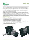 RW45L Motor Gearboxes Datasheet