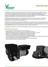 RW45TRA Motor Gearboxes Datasheet