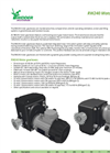 RW240 Motor Gearboxes Datasheet