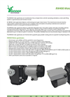 RW400 Motor Gearboxes Datasheet