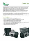 RW400L Motor Gearboxes Datasheet