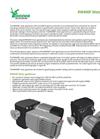 RW400F Motor Gearboxes Datasheet