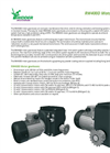 RW400D Motor Gearboxes Datasheet