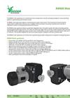 RW600 Motor Gearboxes Datasheet