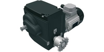 Model RW400D - Motor Gearboxes