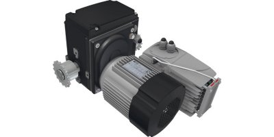 Model RW600F - Motor Gearboxes (Frequency Controlled)