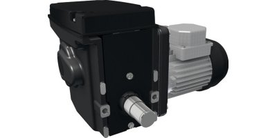 Model RW45TRA - Motor Gearboxes