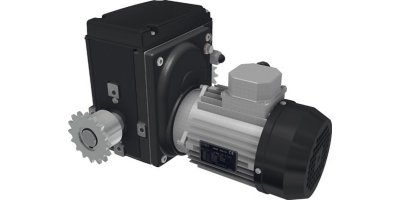 Model RW400 - Motor Gearboxes