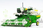 Model KS 513 TD (2WD) - Tractor Driven Combine Harvester