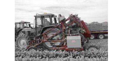 Univerco - Model G3 - Economic Carrot Harvester