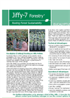 Jiffy - Model CD - Coir Products Brochure