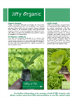 Jiffy - Model 70 - Propagation Plug Brochure
