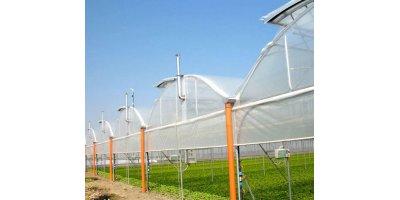 MULTYHORTUS  - Multi Span Greenhouses