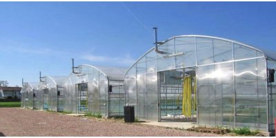 Atlantic Blowers - Single Span Greenhouses