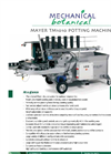 Mayer 1010F LT T16 Potting Machine Brochure