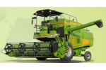 New Hira - Model 685 - Track Combine Harvester