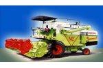 Vishal - Model ALU-400 - Combine Harvester (368 Multiland)