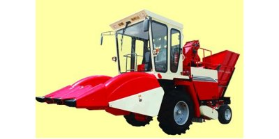 Model 4YZ-3 Series - Self-Propelled Corn Harvester