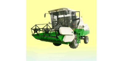 Model 4LZ-3 - Self-Propelled Grain Combine